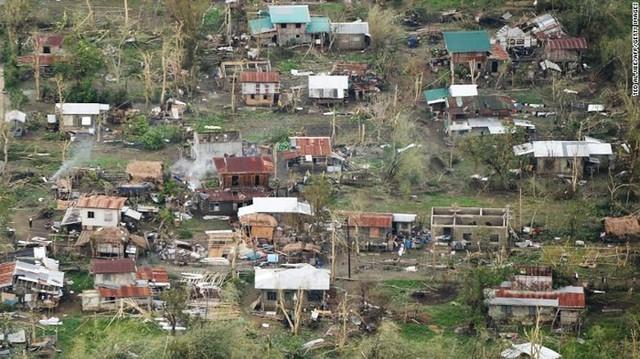 Số người chết vì bão Mangkhut ở Philippines tăng chóng mặt - Ảnh 3.