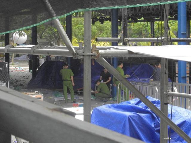 Dự kiến chiều nay họp báo thông tin cụ thể vụ 7 người tử vong tại lễ hội âm nhạc ở Hồ Tây - Ảnh 1.