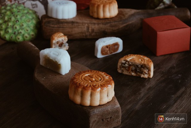 360 độ bánh Trung thu của các nước châu Á, hoá ra còn những chiếc bánh Trung thu rất khác biệt - Ảnh 2.