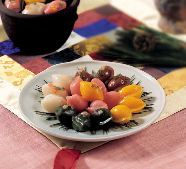 360 độ bánh Trung thu của các nước châu Á, hoá ra còn những chiếc bánh Trung thu rất khác biệt - Ảnh 3.
