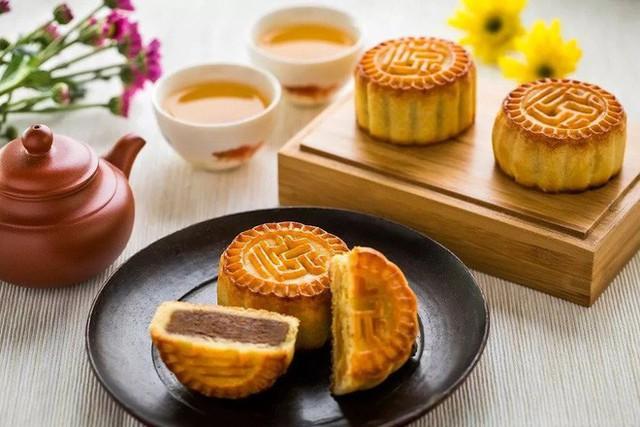 360 độ bánh Trung thu của các nước châu Á, hoá ra còn những chiếc bánh Trung thu rất khác biệt - Ảnh 6.