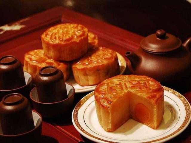 360 độ bánh Trung thu của các nước châu Á, hoá ra còn những chiếc bánh Trung thu rất khác biệt - Ảnh 7.