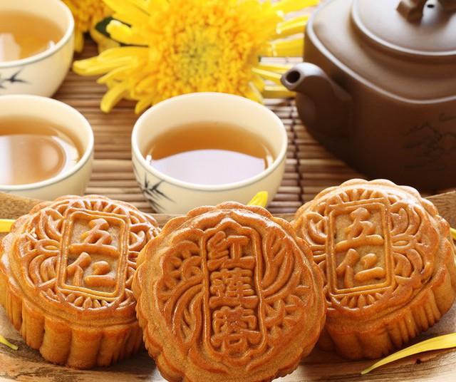 360 độ bánh Trung thu của các nước châu Á, hoá ra còn những chiếc bánh Trung thu rất khác biệt - Ảnh 8.