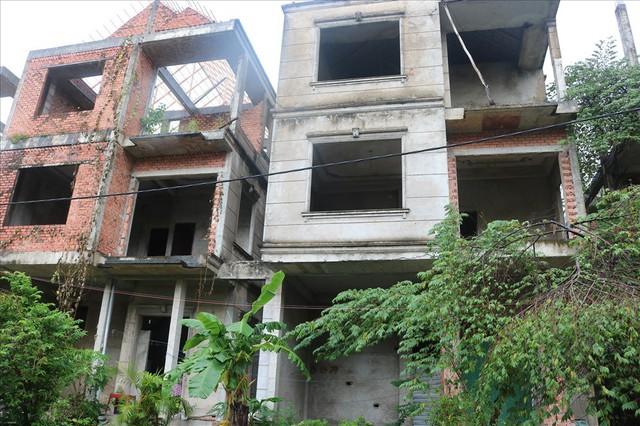Vì sao khu biệt thự hạng sang bậc nhất Sài Gòn bỏ hoang phí nhiều năm? - Ảnh 1.