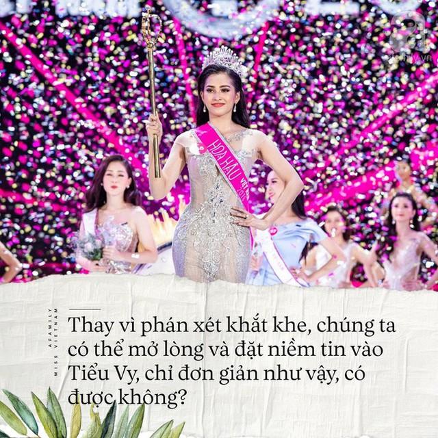 Thôi bớt chê cho sang, bởi làm gì có trên đời một nàng Hoa hậu hoàn hảo trong mắt cả 96 triệu người! - Ảnh 2.