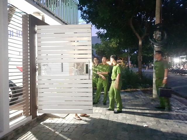 Khám xét nhà 4 cán bộ nguyên lãnh đạo Văn phòng UBND TP Đà Nẵng  - Ảnh 3.