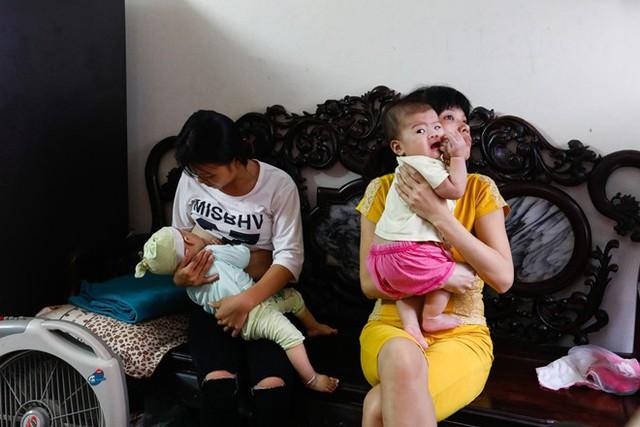 Dân nghèo bấp bênh sau hoả hoạn ở Hà Nội  - Ảnh 8.