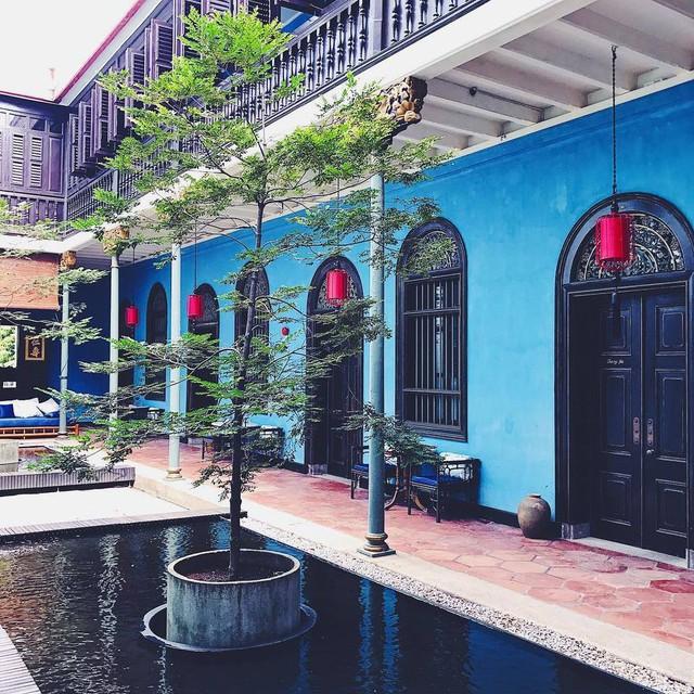 5 sự thật thú vị về tòa lâu đài xanh tuyệt đẹp ở Malaysia trong Con nhà siêu giàu châu Á: Điểm du lịch sáng giá mới sau sức hút của bộ phim đình đám - Ảnh 2.