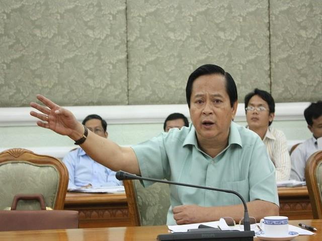 Chân dung cựu Phó Chủ tịch TPHCM Nguyễn Hữu Tín vừa bị khởi tố - Ảnh 6.