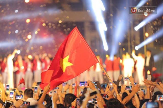 Nhiều khoảnh khắc ấn tượng trong lễ vinh danh đoàn thể thao Việt Nam trở về từ ASIAD 2018 - Ảnh 11.