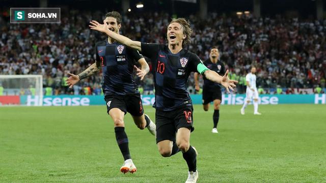 2 tháng sau kỳ tích World Cup, Quả bóng vàng Modric đối diện với án tù 5 năm - Ảnh 1.
