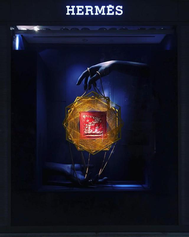 Sự hấp dẫn đến từ những khung cửa sổ của Hermès: Câu chuyện về tính sáng tạo nghệ thuật cao, được đầu tư chỉn chu của một thương hiệu đẳng cấp  - Ảnh 10.