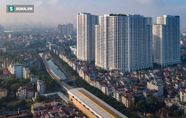 13 đoàn tàu đường sắt Cát Linh - Hà Đông đang chạy thử trong sáng nay - Ảnh 10.
