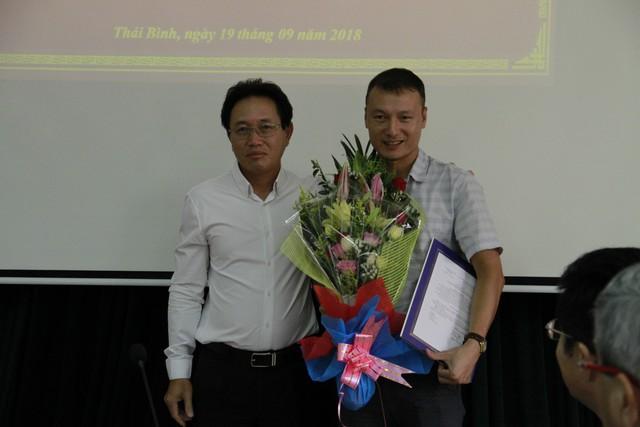 PVN bổ nhiệm người phụ trách dự án Nhiệt điện Thái Bình 2 - Ảnh 1.