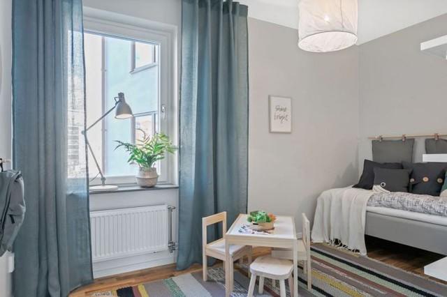 Căn hộ 2 phòng ngủ thiết kế ấn tượng với gam màu hồng cho những gia đình trẻ - Ảnh 14.