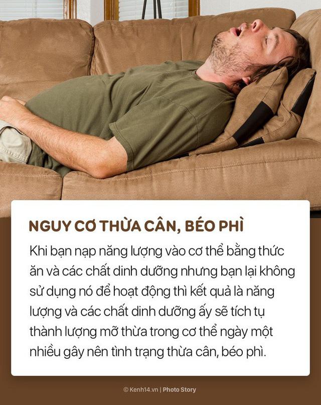 Đừng ngủ nướng quá nhiều bởi những tác hại bất ngờ này - Ảnh 4.
