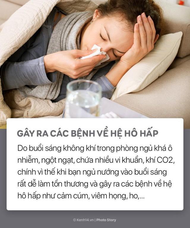 Đừng ngủ nướng quá nhiều bởi những tác hại bất ngờ này - Ảnh 5.