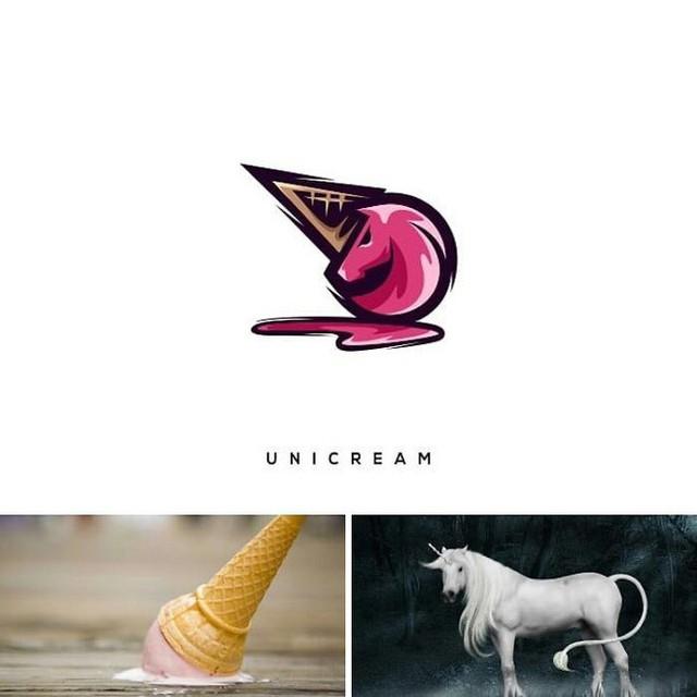Kết hợp những thứ chẳng liên quan lại với nhau, designer Indonesia tạo ra loạt logo siêu sáng tạo - Ảnh 3.