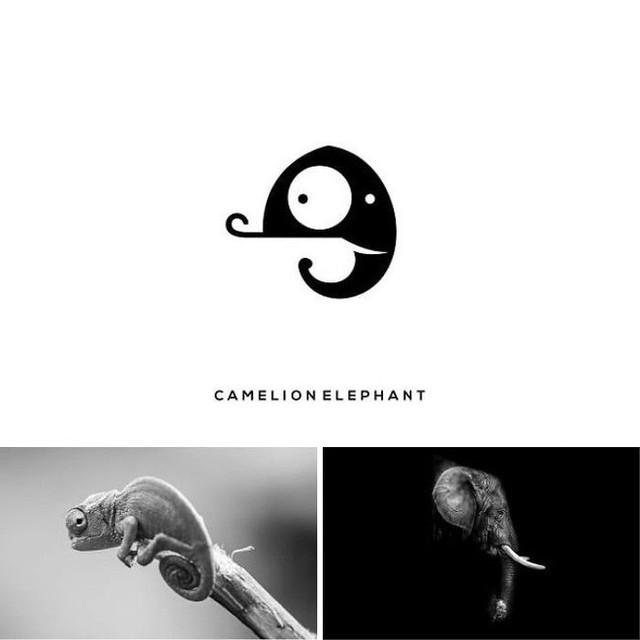 Kết hợp những thứ chẳng liên quan lại với nhau, designer Indonesia tạo ra loạt logo siêu sáng tạo - Ảnh 2.
