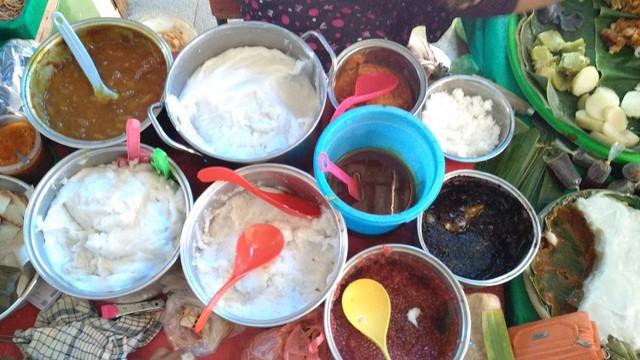Bubur Madura - món cháo truyền thống độc lạ ăn cùng trân châu, sữa dừa của đất nước Philippines - Ảnh 2.