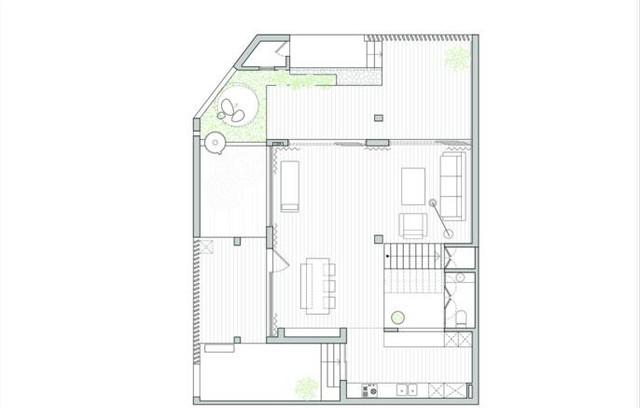 Ngôi nhà 4 tầng giữa Thủ đô đẹp lung linh trên báo Mỹ - Ảnh 16.