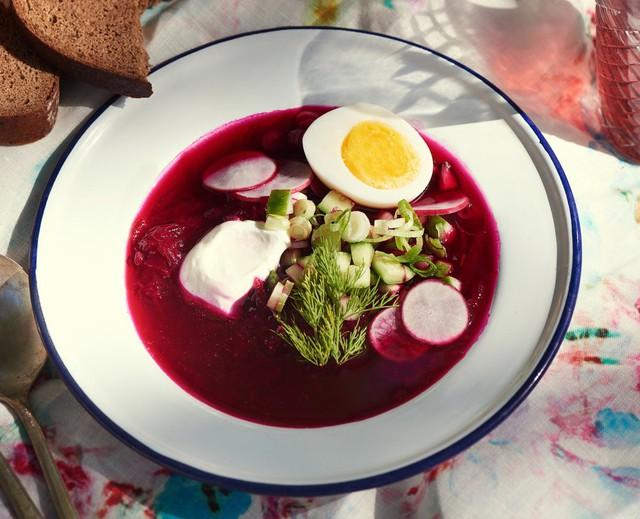 Vòng quanh các nước thưởng thức những bát súp lạnh truyền thống vừa độc vừa lạ - Ảnh 3.
