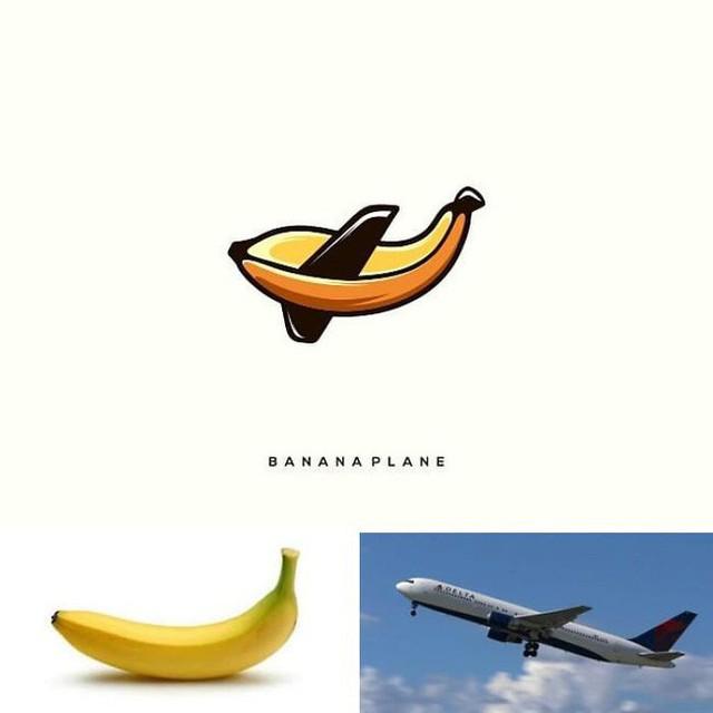 Kết hợp những thứ chẳng liên quan lại với nhau, designer Indonesia tạo ra loạt logo siêu sáng tạo - Ảnh 6.