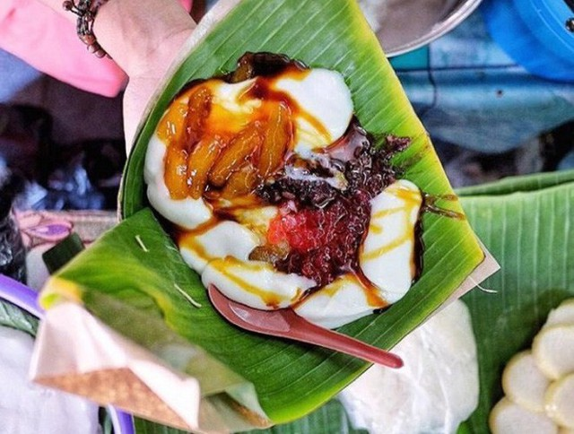 Bubur Madura - món cháo truyền thống độc lạ ăn cùng trân châu, sữa dừa của đất nước Philippines - Ảnh 5.