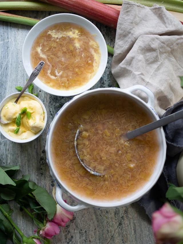 Vòng quanh các nước thưởng thức những bát súp lạnh truyền thống vừa độc vừa lạ - Ảnh 6.
