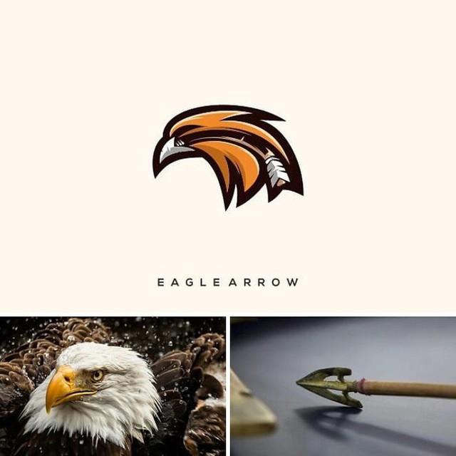 Kết hợp những thứ chẳng liên quan lại với nhau, designer Indonesia tạo ra loạt logo siêu sáng tạo - Ảnh 8.