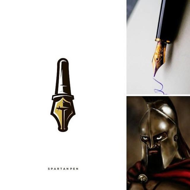 Kết hợp những thứ chẳng liên quan lại với nhau, designer Indonesia tạo ra loạt logo siêu sáng tạo - Ảnh 10.