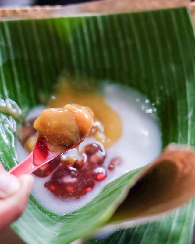 Bubur Madura - món cháo truyền thống độc lạ ăn cùng trân châu, sữa dừa của đất nước Philippines - Ảnh 8.
