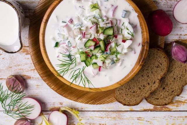 Vòng quanh các nước thưởng thức những bát súp lạnh truyền thống vừa độc vừa lạ - Ảnh 9.