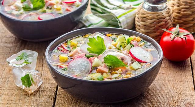 Vòng quanh các nước thưởng thức những bát súp lạnh truyền thống vừa độc vừa lạ - Ảnh 10.