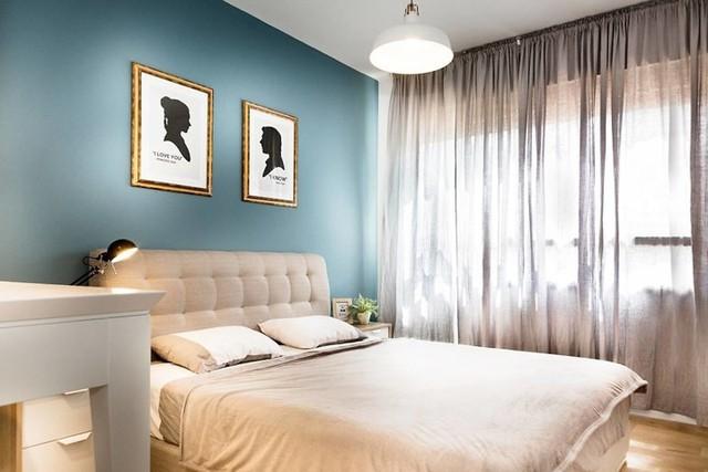 Căn hộ 2 phòng ngủ của gia đình trẻ tân tiến - Ảnh 9.