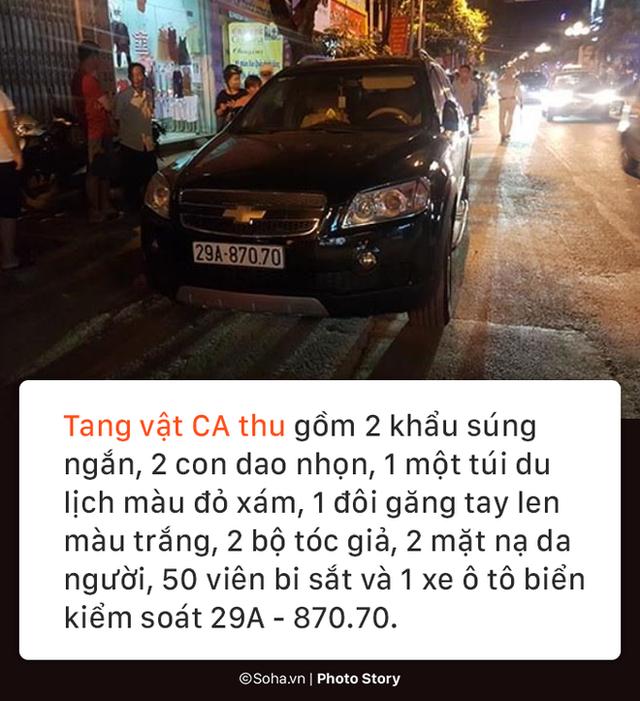 [PHOTO STORY] Lý lịch bất hảo của nhóm cướp vật lộn với bà chủ tiệm vàng ở Sơn La - Ảnh 2.