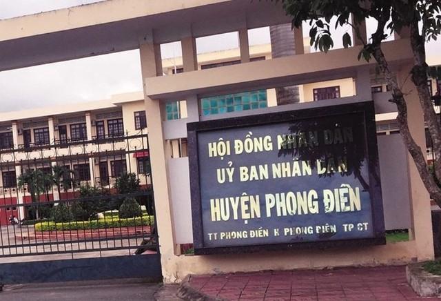 Nhiều cán bộ thiếu chuẩn Huyện Phong Điền đã bổ sung bằng cấp - Ảnh 1.
