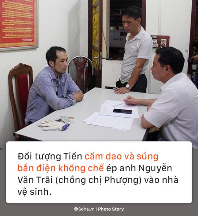 [PHOTO STORY] Lý lịch bất hảo của nhóm cướp vật lộn với bà chủ tiệm vàng ở Sơn La - Ảnh 4.