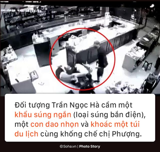 [PHOTO STORY] Lý lịch bất hảo của nhóm cướp vật lộn với bà chủ tiệm vàng ở Sơn La - Ảnh 6.