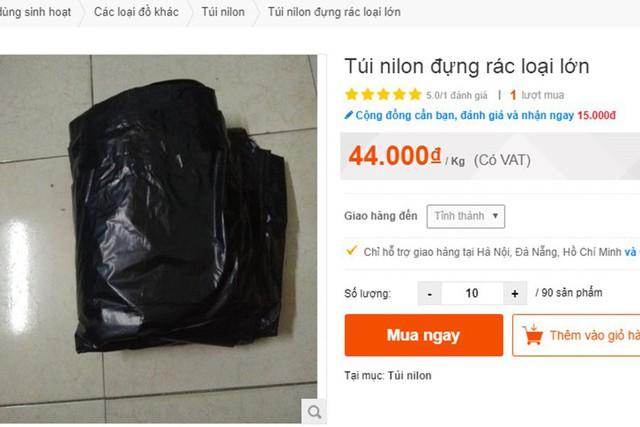 Lỗ hổng pháp luật từ thuế bảo vệ môi trường: Thất thu nghìn tỉ đồng với túi nylon - Ảnh 1.