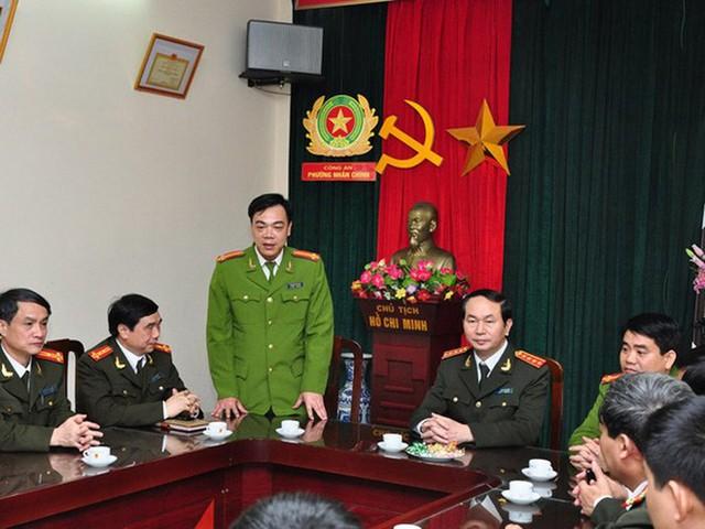 Nhớ mãi kỷ niệm gặp Chủ tịch nước Trần Đại Quang - Ảnh 1.