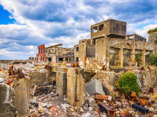 10 công trình nổi tiếng giờ ở trong cảnh hoang tàn: Không thể tin có nơi từng được dùng cho sự kiện tầm cỡ thế giới - Ảnh 7.