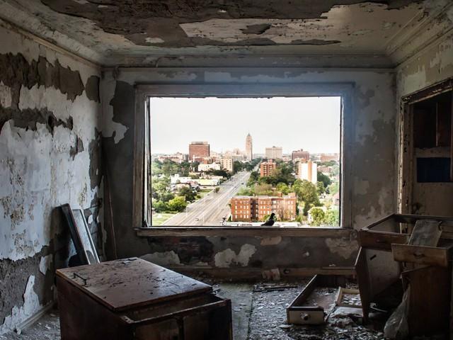 10 công trình nổi tiếng giờ ở trong cảnh hoang tàn: Không thể tin có nơi từng được dùng cho sự kiện tầm cỡ thế giới - Ảnh 9.
