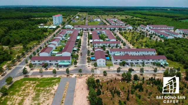 Khu thành thị mới Nhơn Trạch hiện giờ ra sao sau 5 lần sốt đất? - Ảnh 1.