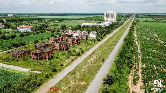 Khu thành thị mới Nhơn Trạch hiện giờ ra sao sau 5 lần sốt đất? - Ảnh 9.