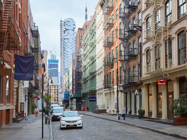 Cận cảnh căn chung cư đắt nhất khu trung tâm Manhattan, New York - Ảnh 1.
