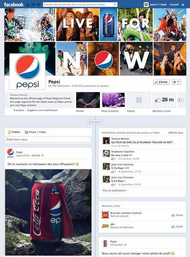 Chiến dịch troll đối thủ thất bại nhất lịch sử Pepsi: Móc mỉa Coca Cola là kẻ đáng sợ, Pepsi không ngờ nhận lại cú phản đòn khiến cả một thương hiệu muối mặt - Ảnh 2.