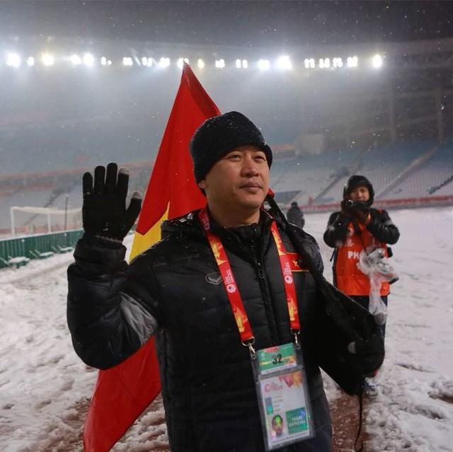 Cánh tay phải của HLV Park Hang-seo sắp chia tay ĐT Việt Nam? - Ảnh 1.