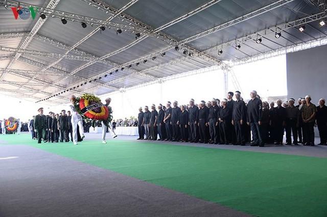 Lễ viếng Chủ tịch nước Trần Đại Quang tại quê nhà Quang Thiện - Ảnh 11.