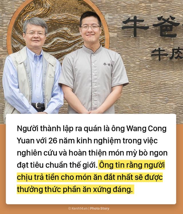 """Đài Bắc: Đắt nhưng chất, bát """"Mỳ Tổng Thống"""" có giá lên tới 7 triệu đồng - Ảnh 3."""